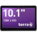 "Wortmann AG TERRA PAD 1006 4G LTE 32 GB 25.6 cm (10.1"") ARM 2 GB 802.11g Android 10 Black"