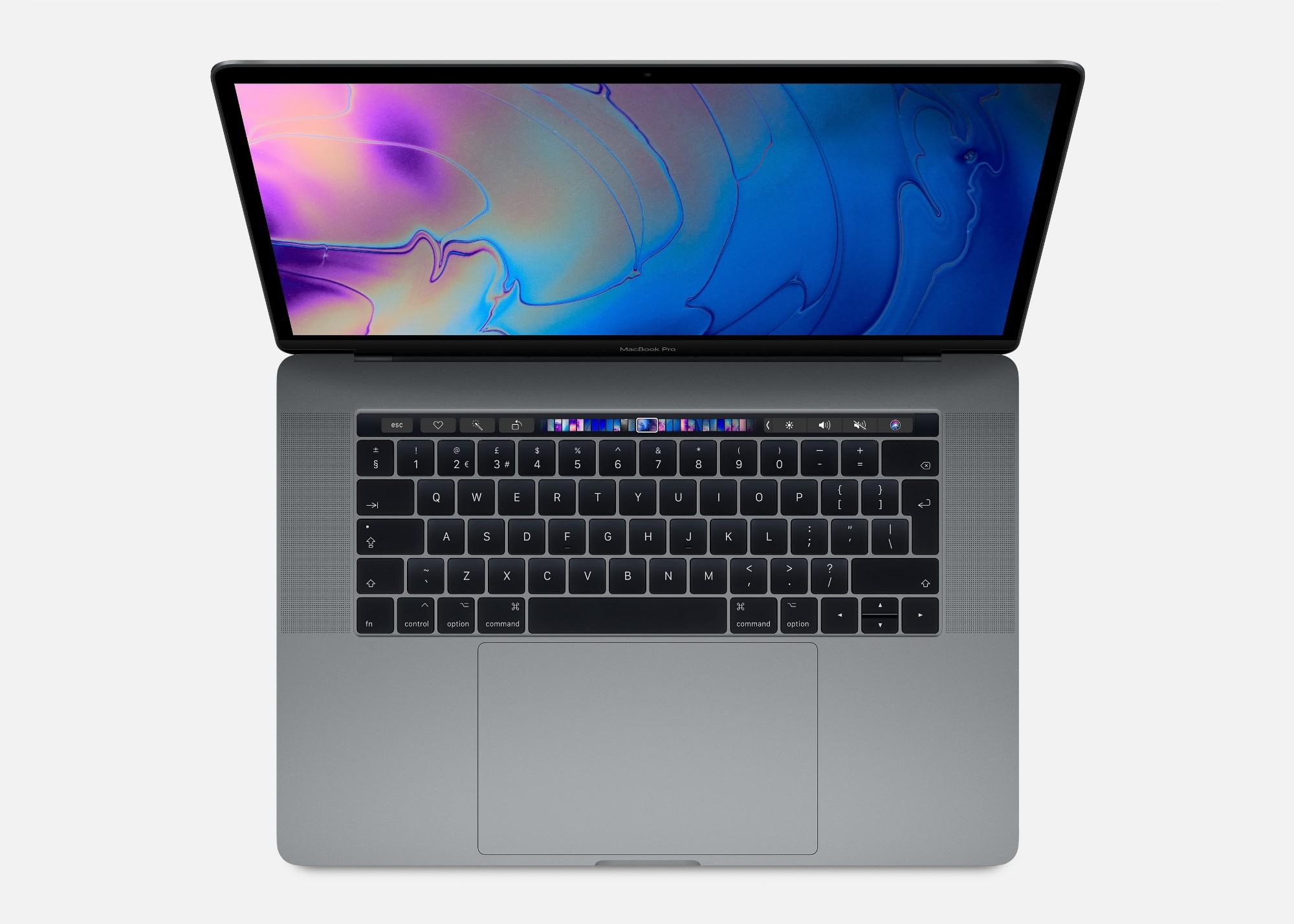 "Apple MacBook Pro Grey Notebook 39.1 cm (15.4"") 2880 x 1800 pixels 9th gen Intel® Core™ i9 16 GB DDR4-SDRAM 512 GB SSD"