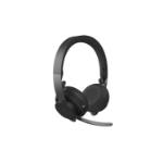 Logitech MSFT Teams Zone Wireless Headset Head-band Bluetooth Graphite