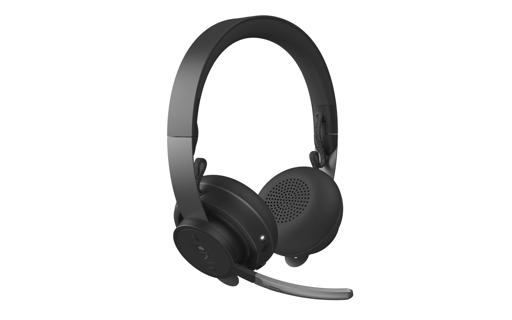 Logitech Zone Wireless UC Headset Head-band Bluetooth Graphite