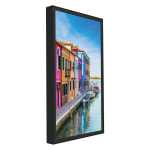 "Peerless CLP-49PLC68-OB-EUK Digital signage flat panel 49"" LED Full HD Black signage display"