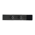 Garmin 010-11254-02 Heart rate monitor Black strap