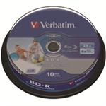 Verbatim BD-R SL DATALIFE 25GB 6X 43804