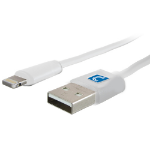 "Comprehensive USB A - Lightning mobile phone cable White 72"" (1.83 m)"