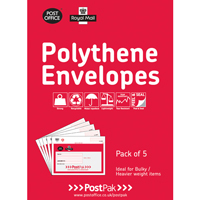 POSTPAK PLY BBBLE MAIL SIZE3 PK3 101-3561