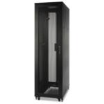 """APC NetShelter SV 42U 600mm(b) x 1060mm(d) 19"""" IT rack, behuizing met zijpanelen, zwart"""