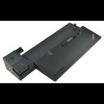 2-Power ALT108150B notebook dock/port replicator Wired USB 3.2 Gen 1 (3.1 Gen 1) Type-A Black