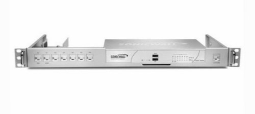 SonicWall TZ500 rack console Steel Stainless steel