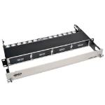 Tripp Lite N484-01U Copper/Fiber Enclosure for 4 High-Density Cassettes, 1U