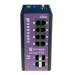 Extreme networks 16804 switch Gestionado L2 Gigabit Ethernet (10/100/1000) Negro, Lila Energía sobre Ethernet (PoE)