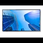 "NEC MultiSync E507Q 125.7 cm (49.5"") LED 4K Ultra HD Digital signage flat panel Black"