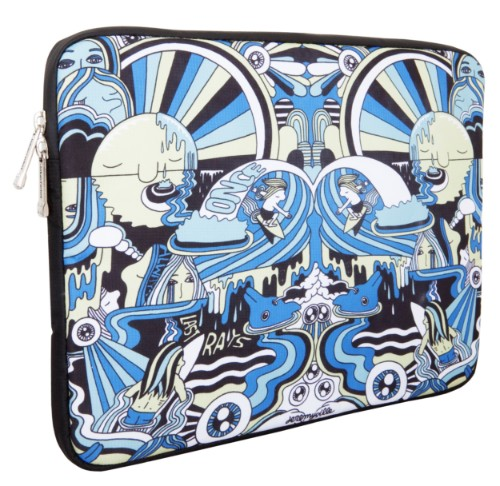 Urban Factory Seaside Spirit Laptop Sleeve 13''