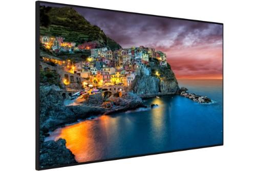 "Vestel PEM55F35/6 signage display 139.7 cm (55"") LED 4K Ultra HD Touchscreen Digital signage flat panel Black"