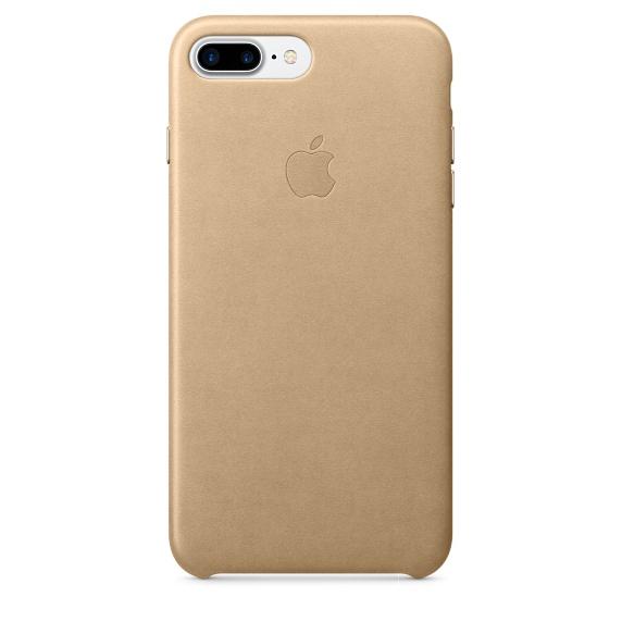 "Apple MMYL2ZM/A 5.5"" Skin Beige mobile phone case"