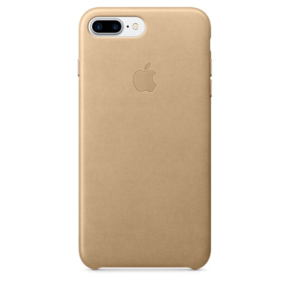 "Apple MMYL2ZM/A 5.5"" Skin Beige mobile phone case"