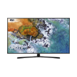 "Samsung UE43NU7400U 43"" 4K Ultra HD Smart TV Wi-Fi Black LED TV"