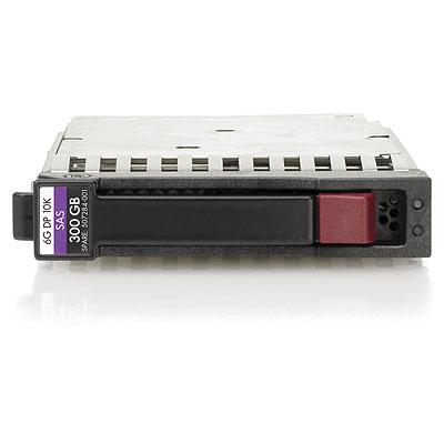 """HP 300GB 6G SAS 10K rpm SFF (2.5-inch) Dual Port Enterprise 3yr Warranty Hard Drive 2.5"""""""