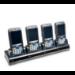 Intermec DX4A1222200 base para portátil y replicador de puertos Acoplamiento Negro