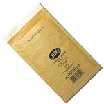 Jiffy Riggikraft Airkraft Bubble Bag Envelopes No.1 Gold 170x245mm Ref JL-GO-1 [Pack 100]