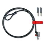 DELL 461-10169 cable lock Black