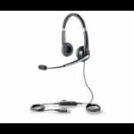 Jabra UC Voice 550 MS Duo USB Binaural Head-band headset