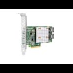 Hewlett Packard Enterprise SmartArray E208i-p SR Gen10 PCI Express 3.0 12Gbit/s RAID controller 804394-B21