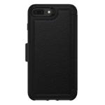OtterBox Strada Folio Series voor Apple iPhone 8 Plus/7 Plus, zwart