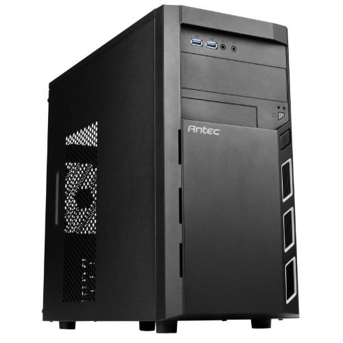 Antec VSK3000 Elite computer case Mini-Tower Black