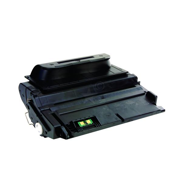 Remanufactured HP Q1338A (38A) Black Toner Cartridge