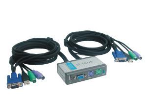 D-Link DKVM-2KU KVM switch