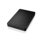 Toshiba Canvio Alu external hard drive 1000 GB Black