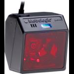 Honeywell IS3480 QuantumE Lector de códigos de barras fijo 1D/2D Laser Negro