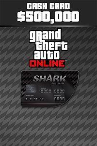 Microsoft Grand Theft Auto V Bull Shark Cash Card Xbox One