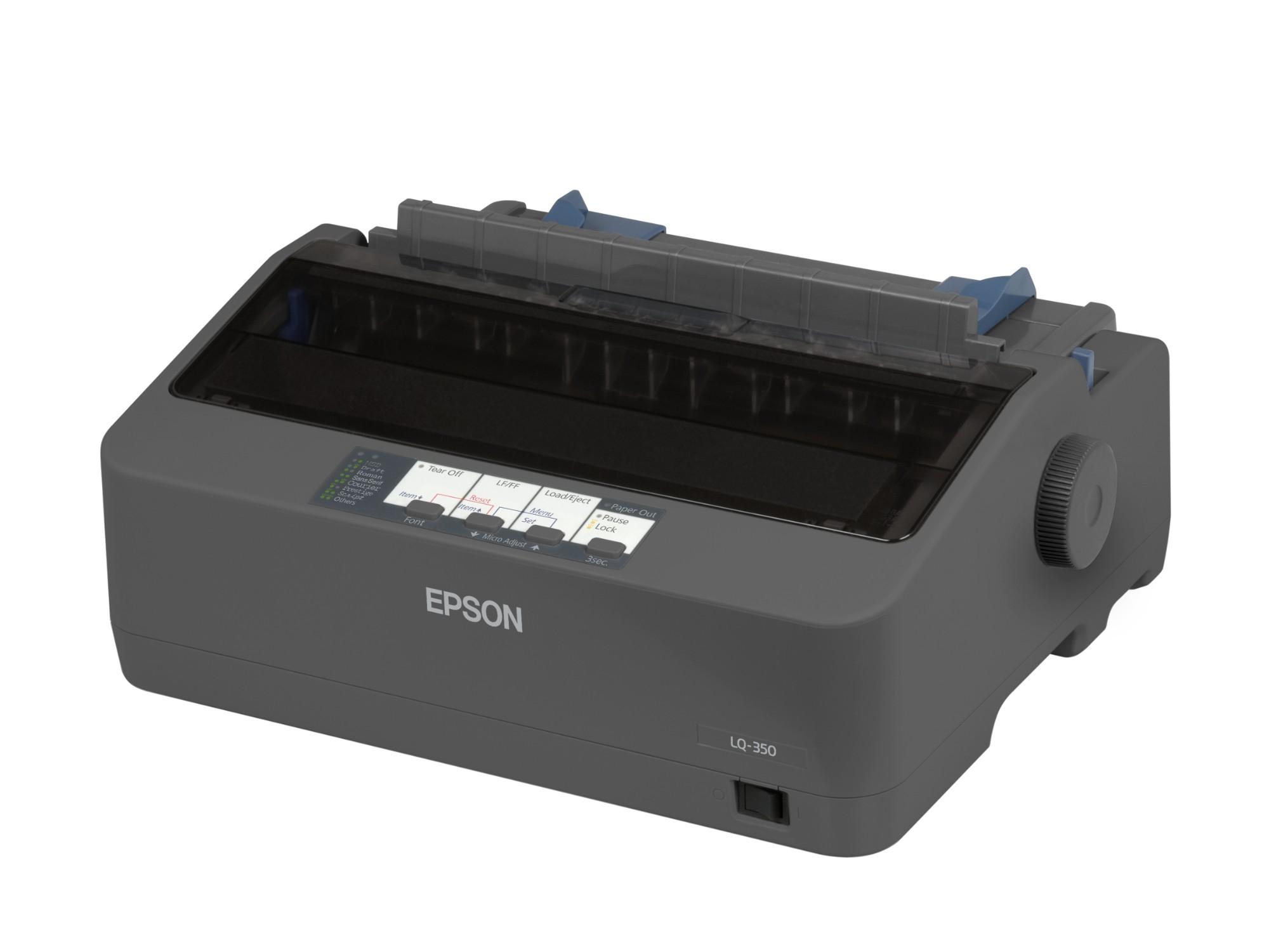 epson lq350 dot matrix printer 93 in distributor