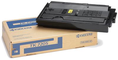 KYOCERA TK-7205 Original Negro 1 pieza(s)