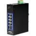 Trendnet TI-G102i Gestionado L2 Gigabit Ethernet (10/100/1000) Negro