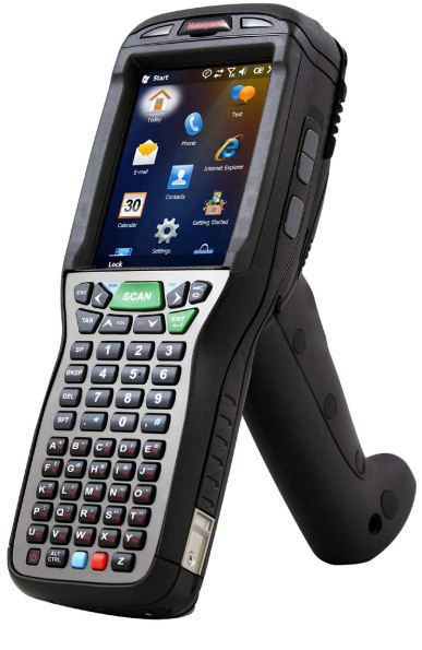 "Honeywell DOLPHIN 99GX ordenador móvil industrial 9,4 cm (3.7"") 480 x 640 Pixeles Pantalla táctil 621 g Negro"