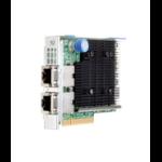 Hewlett Packard Enterprise Ethernet 10Gb 2-port 562FLR-SFP+ Ethernet / Fiber 10000 Mbit/s Internal