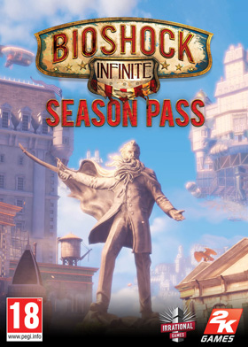 Nexway BioShock Infinite - Season Pass Video game downloadable content (DLC) PC Español