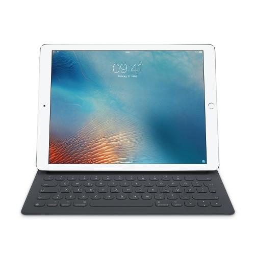 Apple Smart Keyboard for 12.9-inch iPad Pro mobile device keyboard Black QWERTZ German Smart Connector