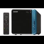 QNAP TS-453B NAS Desktop Ethernet LAN Black