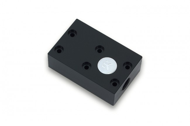 EK Water Blocks 3831109831151 hardware cooling accessory Black
