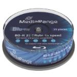 MediaRange MR503 blank Blu-Ray disc BD-R 25 GB 25 pc(s)