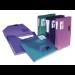 Snopake 12849 folder Polypropylene (PP) Transparent