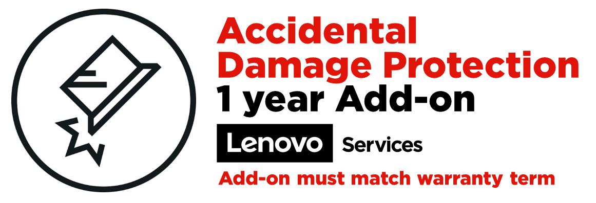 Lenovo 1Y Accidental Damage Protection