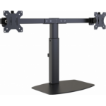 Vision VFM-DSDG multimedia cart/stand Multimedia stand Black Flat panel