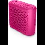 Philips BT55P/00 portable speaker 2 W Mono portable speaker Pink
