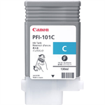 Canon 0884B001 (PFI-101 C) Ink cartridge cyan, 130ml 0884B001AA