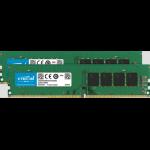 Crucial CT2K8G4DFS8266 memory module 16 GB DDR4 2666 MHz