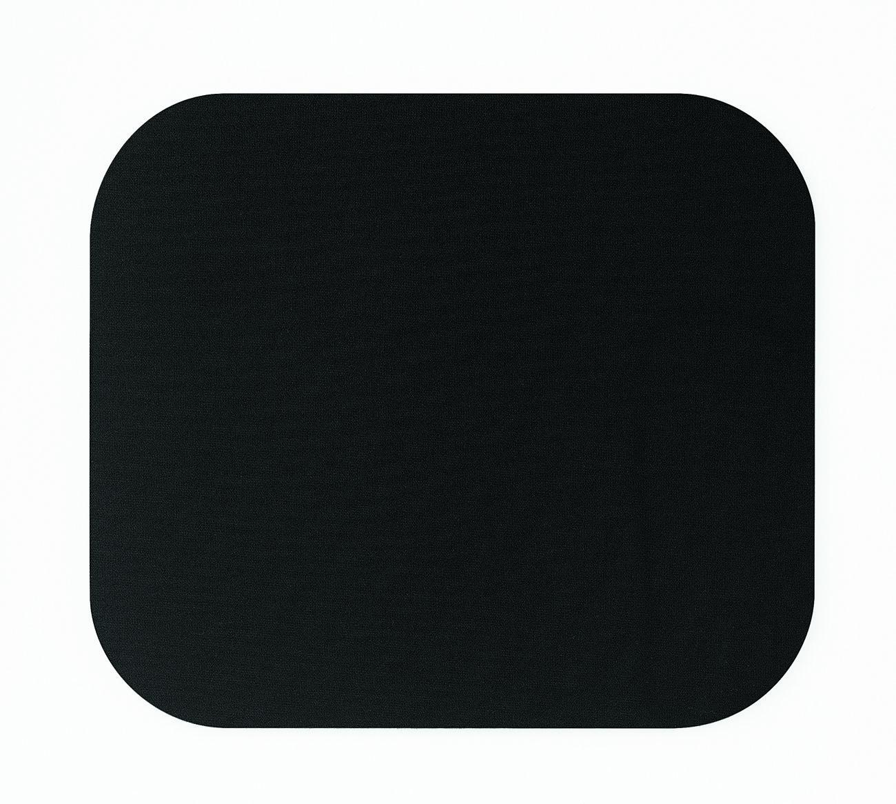 Fellowes 58024 Black Mouse Pad